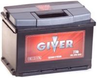 Аккумулятор GIVER 77 А\ч обратная полярность