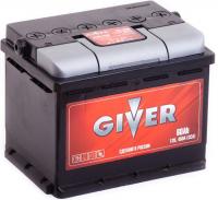 Аккумулятор Giver 60 А\ч прямая полярность