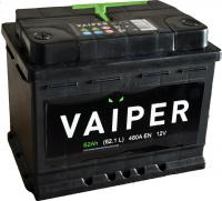 Аккумулятор Vaiper 60 А\ч обратная полярность