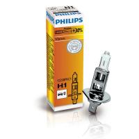 Галогенная лампа PHILIPS Premium Н1 12V 55W +30% 1шт, 12258PR