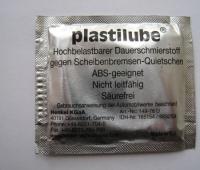 Смазка синтетическая для направляющих тормозного суппорта Loctite Plastilube 5.5гр 14976D