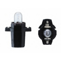 Лампа NARVA Standart BAX T5 12V 1.2W 1шт, 17036