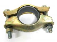Хомут глушителя 2108 АвтоВАЗ с кольцом