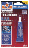 Фиксатор резьбы средней фиксации Permatex Medium Strength Threadlocker Blue 24200 синий 6мл