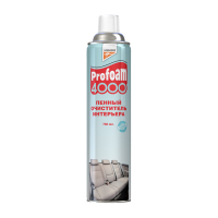 Очиститель интерьера пенный KANGAROO Profoam 4000 (пятновыводитель, очиститель велюра) 320492, 780мл