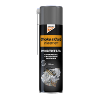 Очиститель карбюратора и воздушной заслонки KANGAROO Choke & Carb cleaner (карб клинер) 320805, 520мл