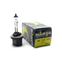 Галогенная лампа NARVA Standart H27 12V 27W 1шт, 48039