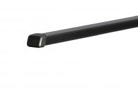 Комплект стальных дуг прямоугольного профиля THULE SquareBar 762 135 см, 2шт (поперечины, дуги Туле)