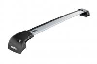 Багажник на интегрированные рейлинги и в штатные места THULE WingBar Edge 9595 длина дуги M + L 89.6 см + 97.6 см комбинированный (туле)