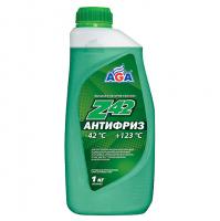Антифриз AGA Z-42 1кг готовый, зеленый AGA048Z