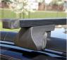 Багажник на крышу на рейлинги Amos Alfa прямоугольные поперечины 1.3м (на высокий рейлинг, Амос альфа)