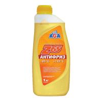 Антифриз AGA Z-65 1кг готовый, желтый AGA042Z