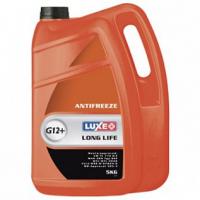 Антифриз Luxe Long Life G12+ 5л готовый, красный