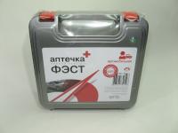 Аптечка автомобильная ФЭСТ первой медицинской помощи, новый состав