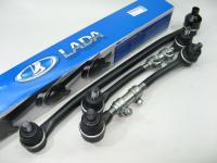 Трапеция рулевая ВАЗ 2101 АвтоВАЗ 21010-3003000-00 комплект (Лада 2101-2107, рулевые тяги в сборе с муфтами оригинал)