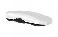 Бокс на крышу грузовой THULE Motion XT XL 800 белый глянцевый 500л 215х92х44 (автобокс автомобильный, двустороннее открытие, 629803)