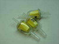 Фильтр топливный бензиновый BIG FILTER GB-202 1шт (фильтр тонкой очистки топлива, бензиновый)