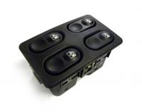 Блок управления стеклоподъемниками 2110 4 клавишы АВАР 18.3763