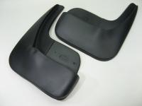 Брызговики задние полиуретан Рено Логан 2 Norplast Pl-Br-69-24B комплект 2шт (Logan 2014-)