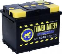 Аккумулятор Тюменская батарея 60 А\ч обратная полярность