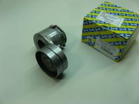 Ролик ремня генератора с кронштейном и натяжителем SNR GA35500 (Duster 2.0 ролик приводного ремня 117507271R)