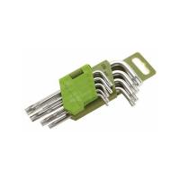Набор ключей TORX Дело Техники 9 шт (звездочки) 563091