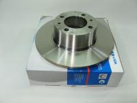 Диск тормозной передний ВАЗ 2101 АвтоВАЗ 21010-3501070-01 1шт (Лада 2101-2107 диск переднего тормоза, оригинал)
