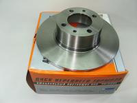 Диск тормозной передний ВАЗ 2101 Alnas 2101-3501070 комплект 2шт (Лада 2101-2107 диски переднего тормоза)