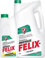 Антифриз Professional Antifreeze FELIX Prolonger G11 5л готовый, зеленый