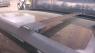 Багажник на крышу на высокие рейлинги Ficopro R47-B аэродинамические крыловидные поперечины, 1100-1200мм (Фикопро, черный)