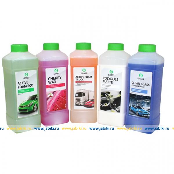 Пена GRASS Активная Active Foam Pink 1л 113120 - фото 9