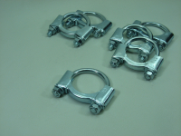 Хомут глушителя Bosal 250948 (ВАЗ 2101-2107, 2121-21213, Нива стремянка 48мм, аналог 2101-1203032)