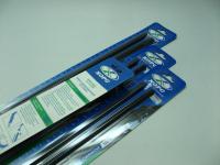 Резинка щетки стеклоочистителя ХОРС 360мм комплект 2шт (ленты дворников, стеклоочистителей силикон)