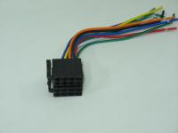 Разъем проводки с проводом Cargen еврохвост (к радиоаппаратуре, магнитофону)