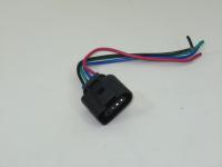 Разъем датчика абсолютного давления ZAZ Sens Cargen SQ-2347 (ЗАЗ Сенс, колодка датчика)