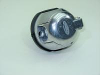 Разъем соединительный прицепного устройства TBS-0005 12V 7-контактов (розетка силуминовая фаркопа, тсу)