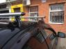 Универсальный багажник для иномарок Муравей Д2 (691479) аэродинамические поперечины аэро классик (53мм) 1.1м (698867) на гладкую крышу, за дверной проем