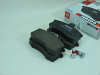 Колодки тормозные дисковые передние Ferodo FDB527 комплект 4шт (ВАЗ 2108-10, Приора, Калина, 2108-3501080)