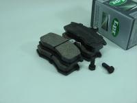 Колодки тормозные дисковые передние LPR 05P288 комплект 4шт (ВАЗ 2109-2110, 2170, 1118  2108-3501080)