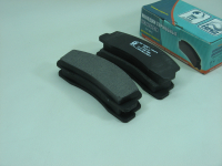 Колодки тормозные дисковые передние KA-2 21210-3501090-00 комплект 4шт (ВАЗ 2121-21213, 2123 Chevrolet Niva)