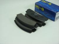 Колодки тормозные дисковые передние Sangsin SP1168 комплект 4шт (ВАЗ 2121-2123, Нива, Chevrolet Niva 21210-3501090-00)