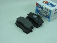 Колодки тормозные дисковые передние RDM 1111-3501080 комплект 4шт (Ока, 1111-3501080)
