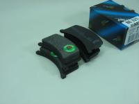 Колодки тормозные дисковые передние Best 321 комплект 4шт (Таврия 1102, ЗАЗ 1102-3501090)