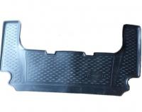 Коврики в салон полиуретан, высокий борт Norplast NPA00-C94-551 1шт (Lada Largus, Ларгус 7-местный кузов, коврик 3-го ряда)
