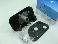 Краник отопителя ВАЗ 2108 Luzar LV0108 (кран печки керамический, 2109-2115, 2108-8101150)