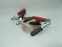 Провода прикуривания 250А Россия 1.75м силиконовая изоляция (стартовые кабели, пусковые)