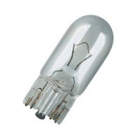 Лампа МАЯК Ultra W5W 12V 5W 1шт, 81205бц