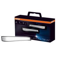 Дневные ходовые огни OSRAM LedDRL101 6000K, комплект, класс пылевлагозащиты - IP69K, 2 режима работы (ДХО)