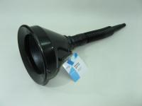Лейка для бензина iSKY iFun-135 гофрированная труба (воронка для ГСМ)