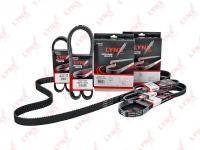 Ремень поликлиновый LYNXauto 6PK0823EL 823мм (ВАЗ 2190 Гранта, эластичный)